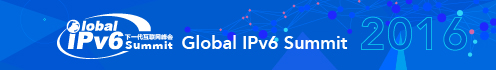 Global IPv6 Summit 2016
